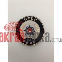ORDU POLİS ARMASI
