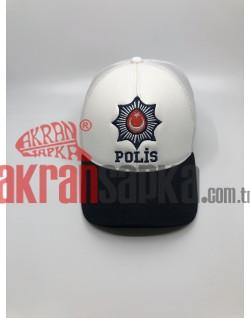 TRAFİK POLİS MEMUR KEPİ